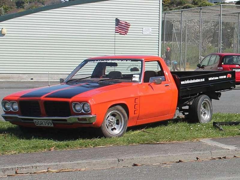 1972 Holden One Ton.