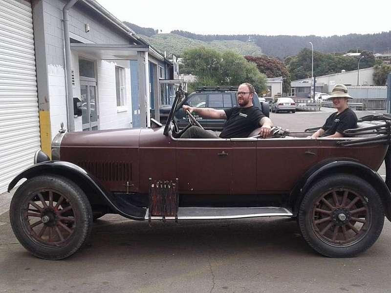 1928 Studebaker