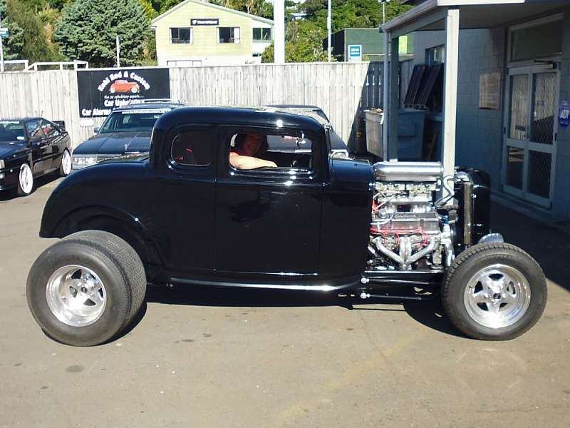 1932 Ford Coupe.