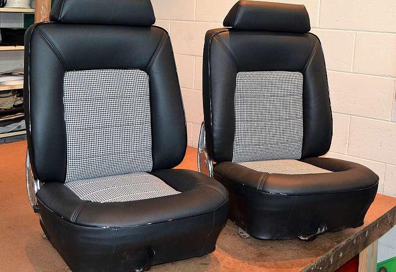 HQ  Holden Monaro seats