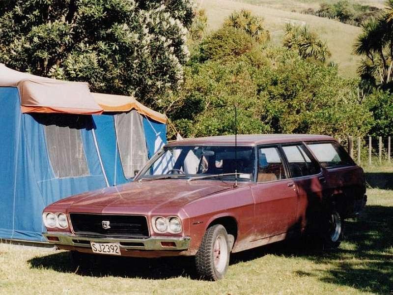 1973 HQ Holden