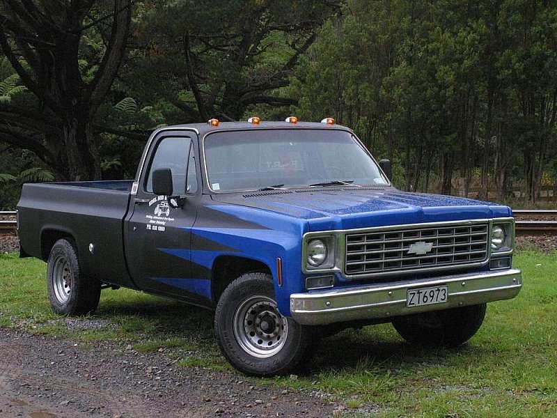 C20 Chev truck